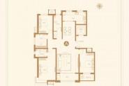 3#A户型四室两厅两卫165㎡